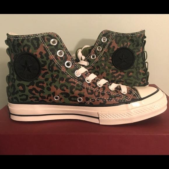 c16dc5419c3a70 New Converse X Concepts Hi Leopard Camo Shoe 7